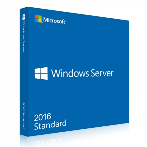 MS Windows Server 2016 inkl. 10 CALs ESD