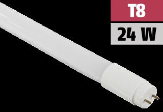 LED-Röhre, T8, 24W, 2300 Lm, 320°, 150cm, warmweiß
