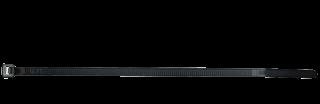 Kabelbinder McDrill schwarz, 370x3,6 mm 100er-Beutel