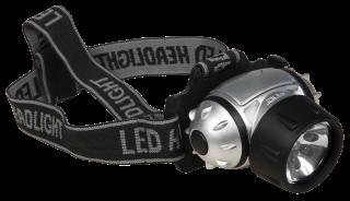 LED-Stirnlampe McShine ''LES-93'' 9 LEDs