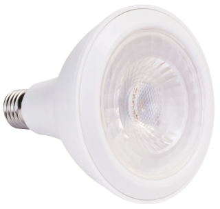 LED-Strahler PAR38, E27, 15W, 1000lm, IP54, warmweiß
