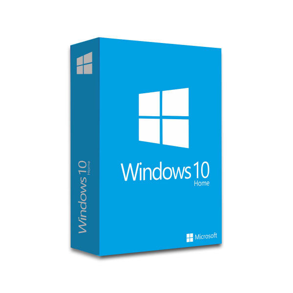 Windows 10 Home OEM 32/64 Bit