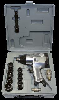 Druckluft-Schlagschrauberset 1/2'' 352 Nm