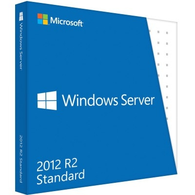 Windows Server R2 2012 Standard (OEM Produkt-Key)