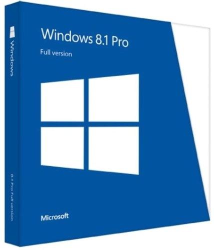 Windows 8.1 Professional 32/64 Bit (VL-ESD-DE)