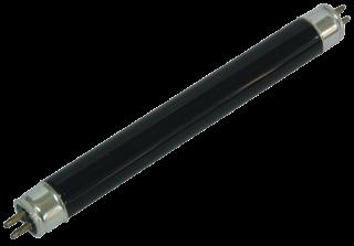 Ersatzlampe für Geldscheinprüfer 538-135, 4 W Schwarzlichtröhre, Länge 13 cm