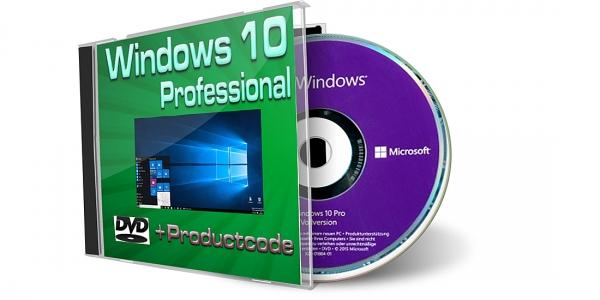Windows 10 Professional OEM 64 Bit