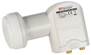 Twin LNB Opticum LTP-04H