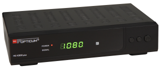 DVB-S Receiver, Full HD 1080p, PVR, USB 2.0, HDMI, SCART, auch für Camping DC 12V