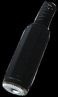 Klinken-Kupplung 3,5mm, Stereo