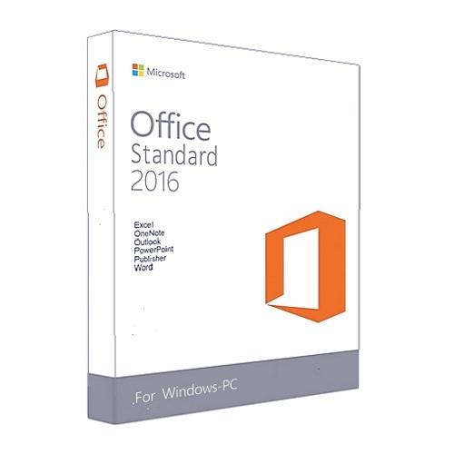 Office 2016 Standard 32/64 Bit (VL-ESD-DE)