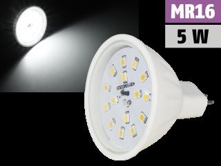 LED-Strahler McShine ''ET50'', MR16, 5W, 400 lm, weiß