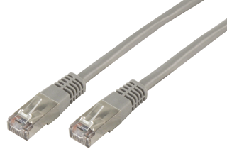 Netzwerk-Kabel CAT-5 Patchkabel 5m (Twisted Pair)
