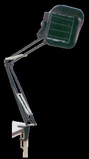 Rauch-Absorber mit Gelenkarm-Tischhalterung, Aktivkohle-Filter, 230V / 50Hz