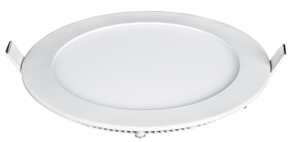LED-Panel McShine ''LP-1217RN'', 12W, 170mm-Ø, 780 lm, 4000K, neutralweiß