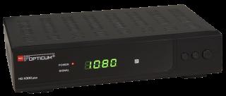 DVB-S Receiver, Full HD 1080p, USB 2.0, HDMI, SCART, geeignet für Camping DC 12V