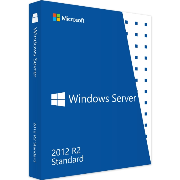 MS Windows Server 2012 R2 inkl. 10 CALs ESD
