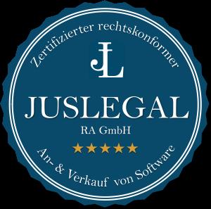 Zertifizierter rechtskonformer An- & Verkauf von Software