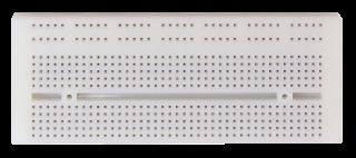 Experimentier-Board 70/410 Kontakte, 118x45x9mm