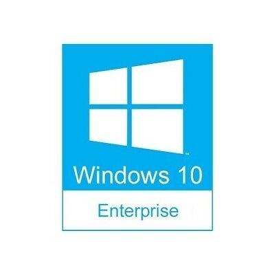 Windows 10 Enterprise LTSB (5 User) Volumenlizenz