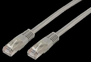 Netzwerk-Kabel CAT-5 Patchkabel 2m (Twisted Pair)